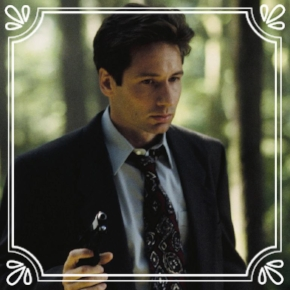 Pick #7: Agent Fox Mulder - The X-Files- Drama Character (Marcus)