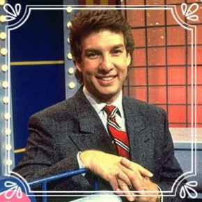 Pick #8: Marc Summers - Double Dare& What Would You Do? - Nickelodeon (Zack)