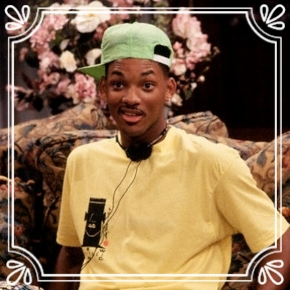 Pick #12: Will Smith - The Fresh Prince of Bel-Air- Sitcom Male (Dominic)