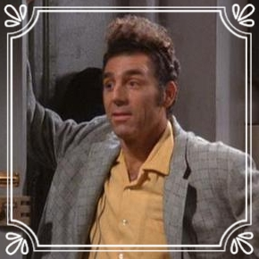 Pick #30: Cosmo Kramer - Seinfeld - Utility Player (Marcus)