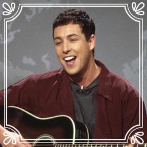 Pick #44: Adam Sandler - SNL or In Living Color Cast Member (Dominic)