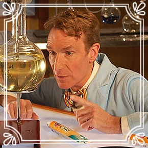 Pick #50:Bill Nye - Bill Nye The Science Guy - T.V. Personality(Marcus)