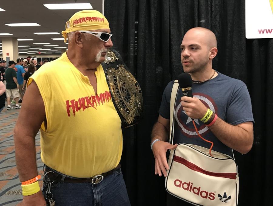 Steel City Con Video The Keystone Cast Interviews  Hulk Hogan  u2014 The Keystone Statement  sc 1 st  The Keystone Statement & Steel City Con Video: The Keystone Cast Interviews