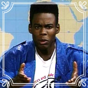 Pick #59: Chris Rock - SNL or In Living Color Cast Member (Dominic)