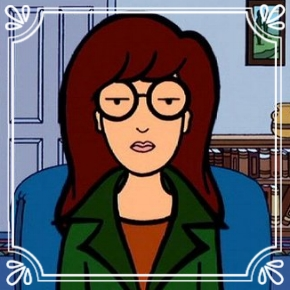 Pick #76: Daria - Daria - Cartoon Character (Dominic)