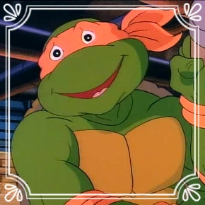 Pick #80: Michaelangelo - Teenage Mutant Ninja Turtles - Cartoon Character (Marcus)