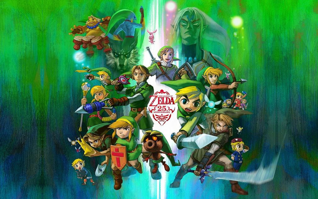 Every Zelda Game I\'ve Played, Ranked. — The Keystone Statement