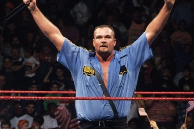 Top 50 Wrestlers Of The 1990s 47 Big Bossman The Keystone