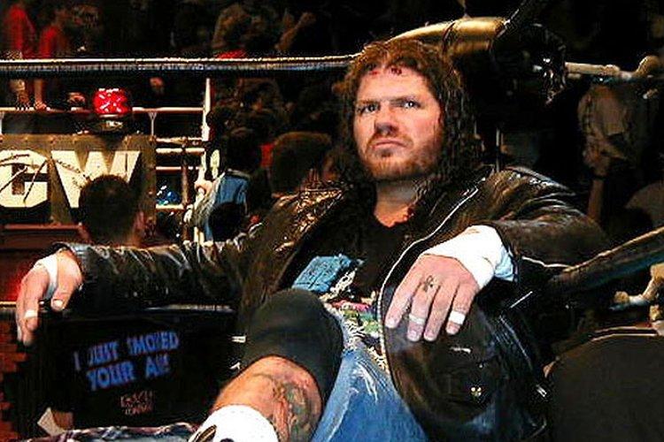 Image result for Raven wrestler