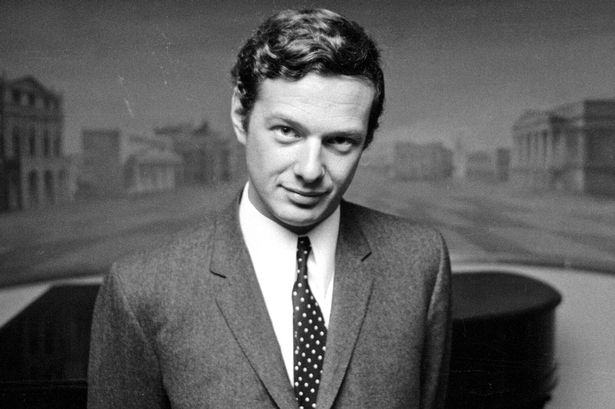 The Beatles manager, Brian Epstein.