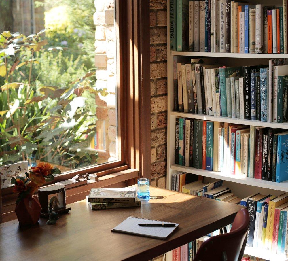 Writers Retreat, Somers, Australia