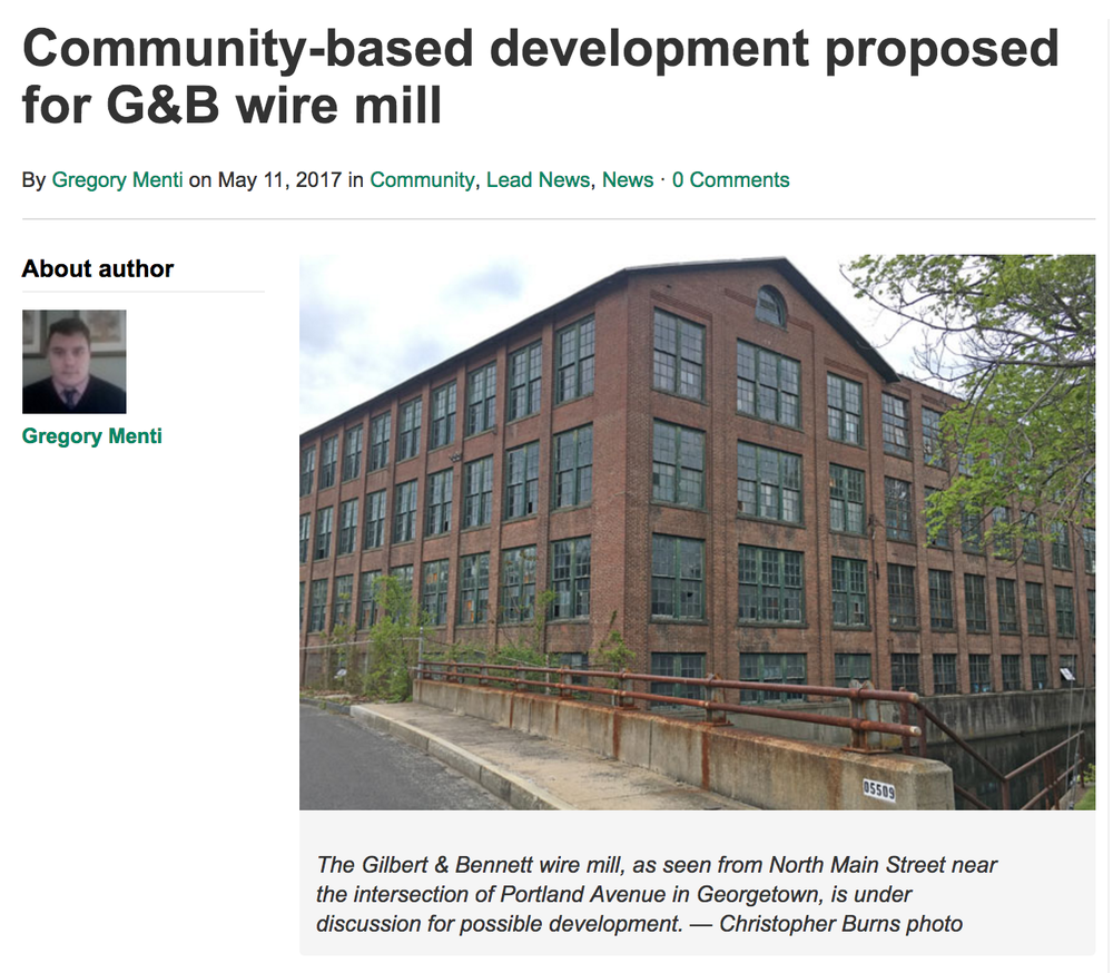 "- ""It would seem that 30 years of effort would be testament enough that conventional development — like that proposed by the GLDC — doesn't work at this site.""May 11, 2017"