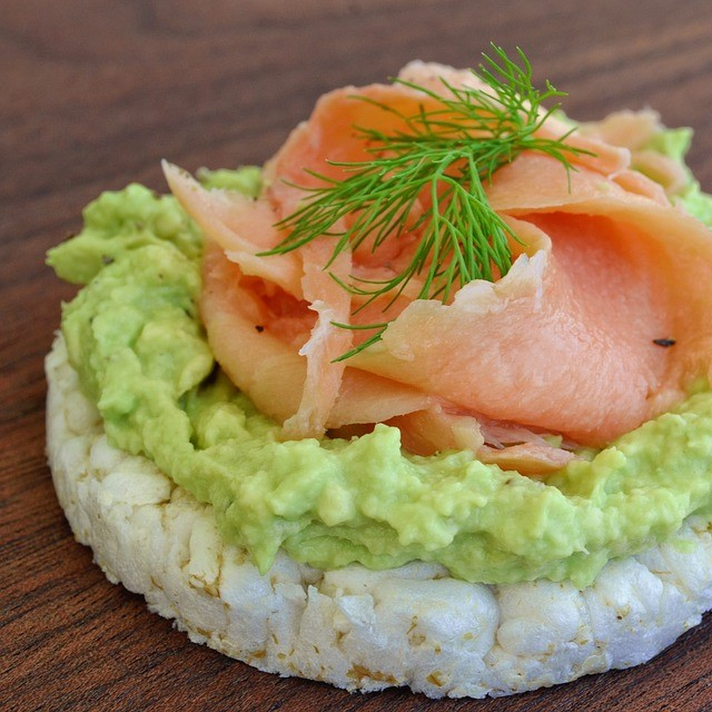Salmon Avocado