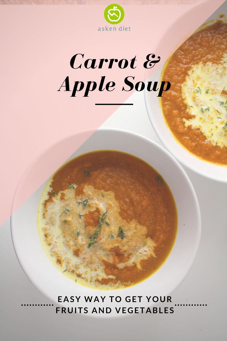 Carrot & Apple Soup
