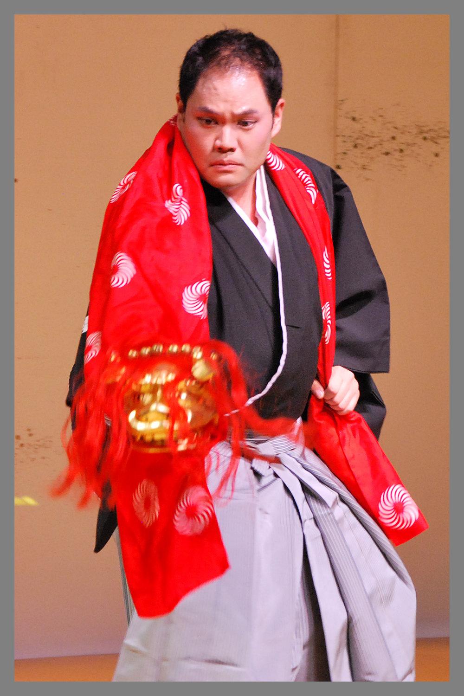 "Nagauta ""Katsusaburō Renjishi"""