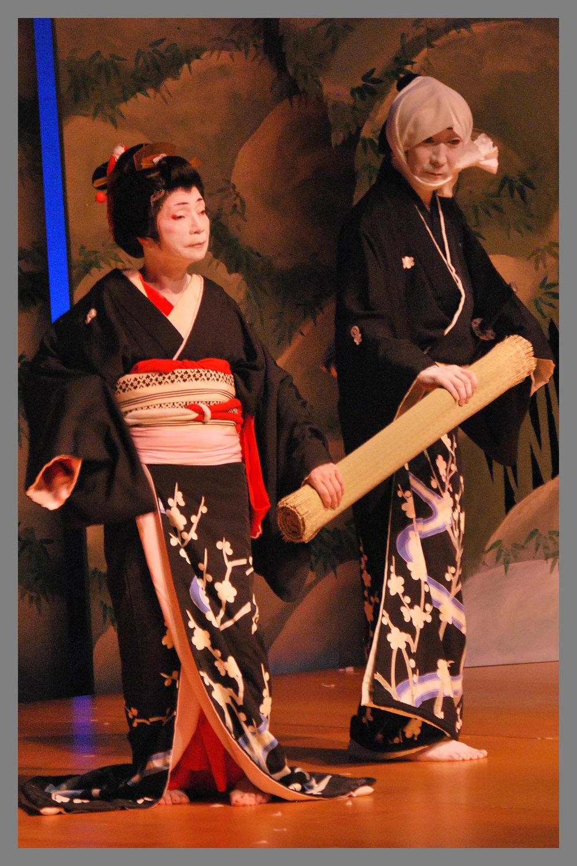 """Gidayū """"Ni no guchimura"""""""