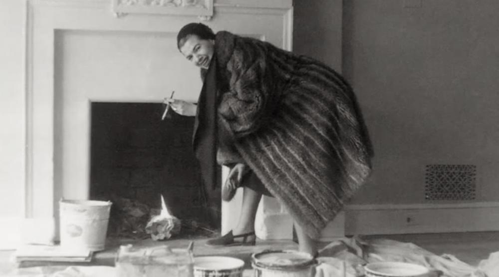 Iris en los años 50