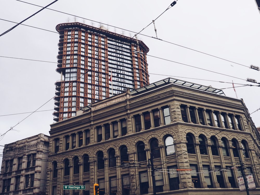 Gastown - buildings