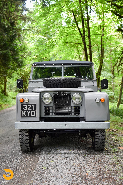 1962 Land Rover Series Iia Northwest European Belt Routing 8