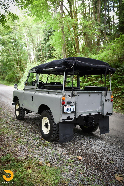 1962 Land Rover Series Iia Northwest European Belt Routing 26