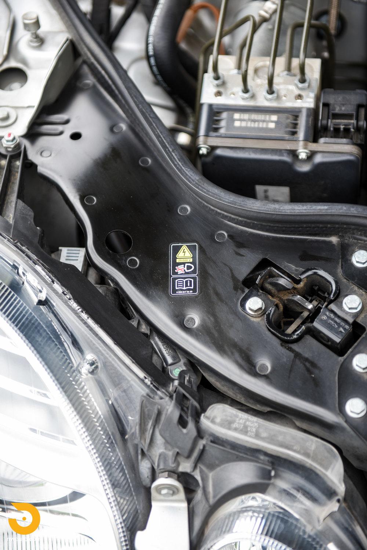 2007 Mercedes-Benz E63 AMG-48.jpg