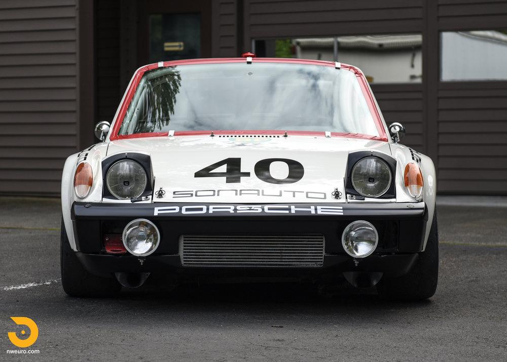 Porsche Race Car Northwest European