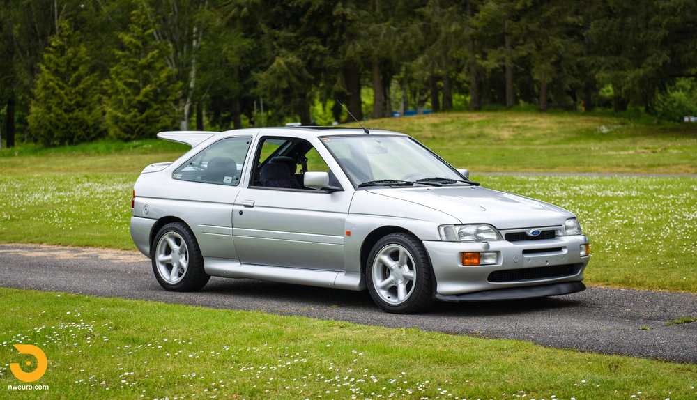 1995 Ford Escort Cosworth Rs Northwest European