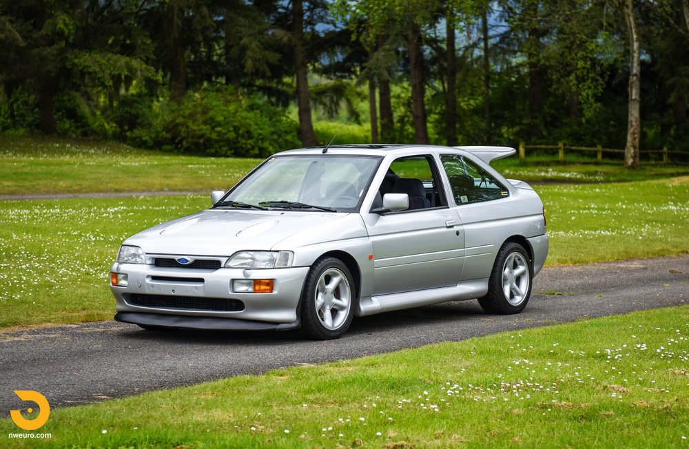 1995 Ford Escort Cosworth RS Silver-15.jpg