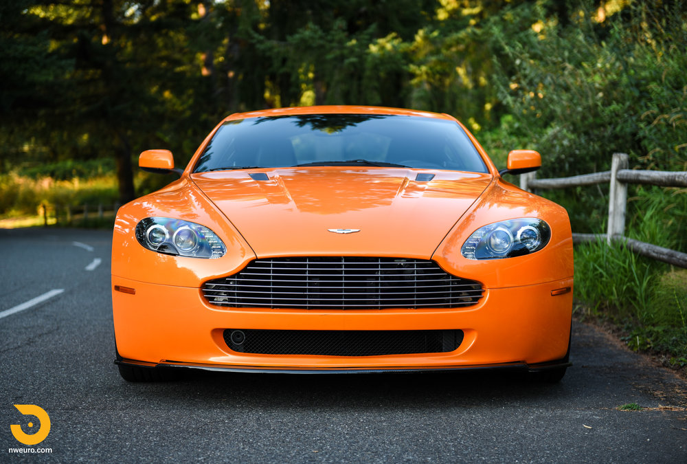 2009 aston martin vantage northwest european. Black Bedroom Furniture Sets. Home Design Ideas