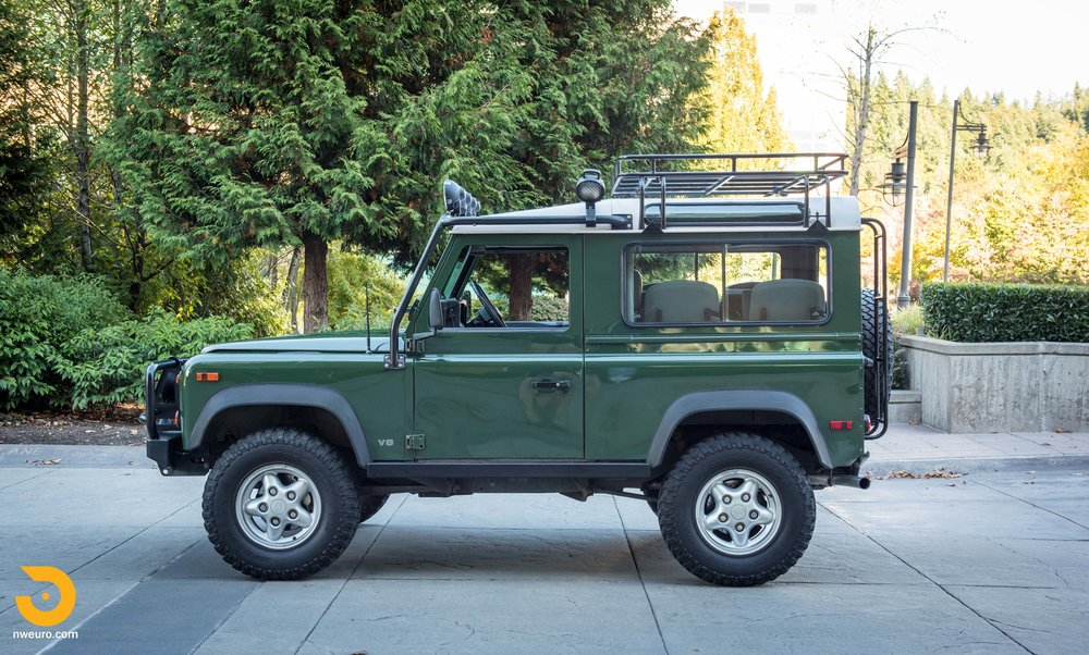 1997 land rover defender 90. 1997 land rover defender 90 nas48jpg