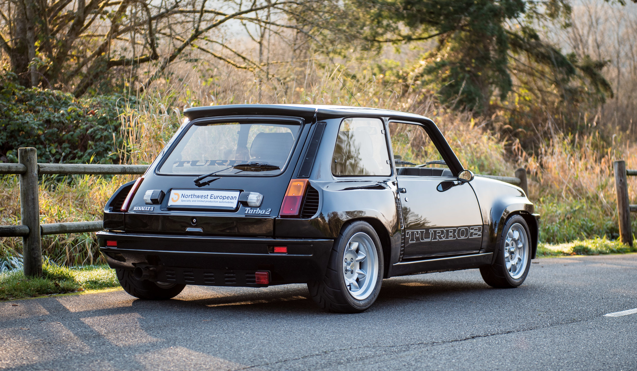 100 renault 5 maxi turbo 1983 renault 5 maxi turbo group b rally car in the paddock at. Black Bedroom Furniture Sets. Home Design Ideas