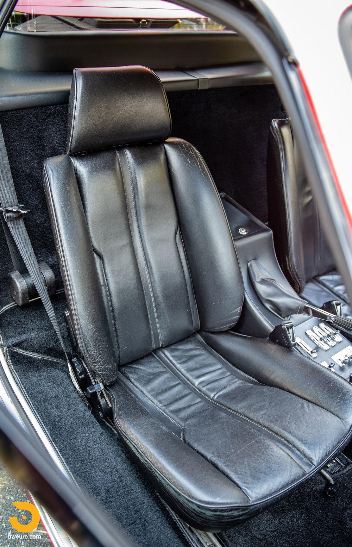1977 Ferrari 308 Gtb Northwest European Fuse Box 39