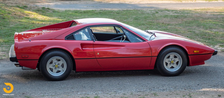 1977 Ferrari 308 Gtb Northwest European Fuse Box 84