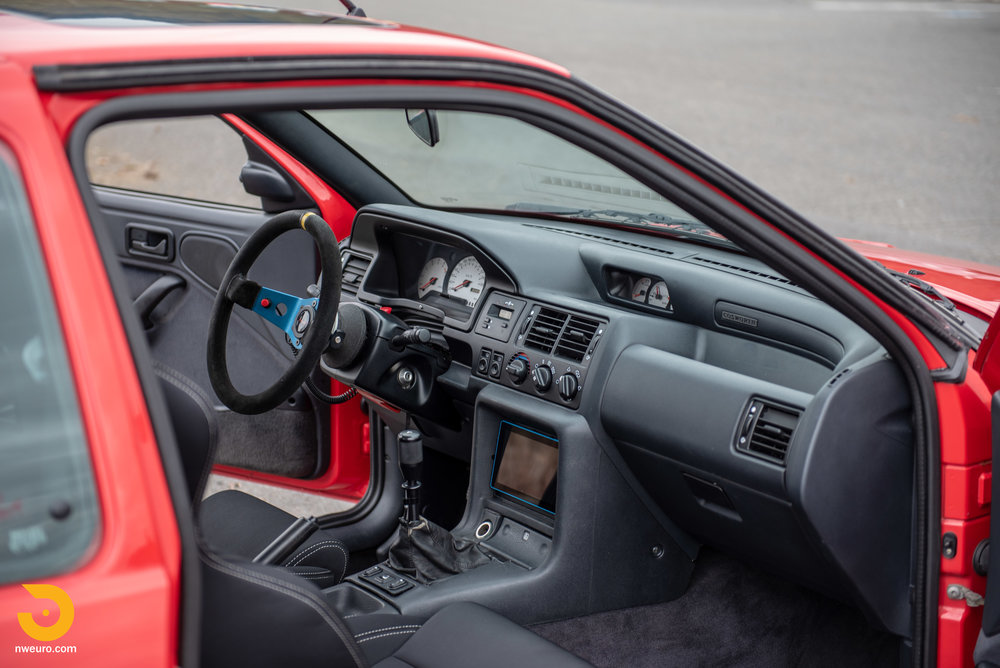 1993 Ford Escort Cosworth RS Red-28.jpg