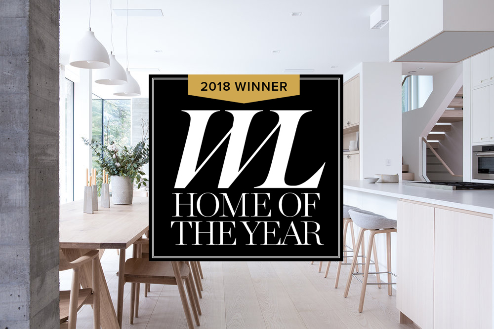 Western Living Home of the Year 2018 Winner