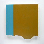 Broken Persuasion, 2013 Acrylic on prepared EPS panel 54x50x4cm $1,800