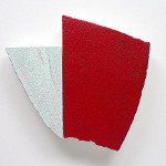 Eastern Promise (After Malevich), 2013 Acrylic on prepared EPS panel 35x32x4cm $1,80