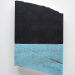 Ciel-Mer Acrylic on prepared EPS panel 50x30x4cm 2013 $1,200