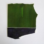 Untitled VI, 2013 Watercolour on Arches paper 42x31x3.5cm (Framed) $880