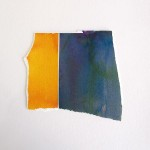 Untitled V, 2013 Watercolour on Arches paper 42x31x3.5cm (Framed) $880