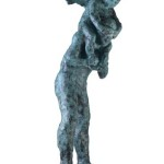 Untitled #7, 2012, bronze, 107 x 36 x 33 cm, $12,000