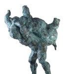 Untitled #8, 2012, bronze, 99 x 76 x 46 cm, #12,000