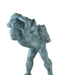 Untitled #11, 2012, bronze, 79 x 69 x 37 cm, $12,000