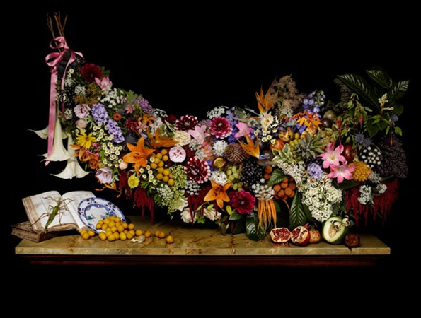 Robyn Stacey, Mr MacLeays Fruit and Flora (2011), type C print 120 x 158cm, unframed