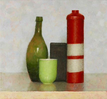 Jude Rae, SL258 (2010), oil on linen, 56.5 x 61cm