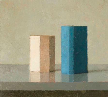 Jude Rae, SL256 (2010), oil on linen, 45.6 x 50.8cm
