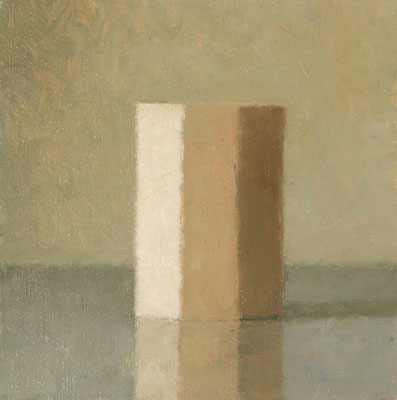 Jude Rae, SL255 (2010), oil on linen, 30.5 x 30.5cm