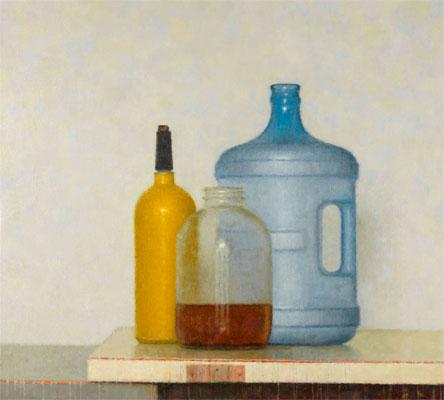 Jude Rae, SL254 (2010), oil on linen, 101.5 x 112cm