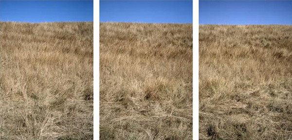 Carl Warner, Disturbance 06 (2007), type C photographs , 3 x (180 x 127cm) triptych, or 3 x (90 x 60cm) triptych, edition of 5