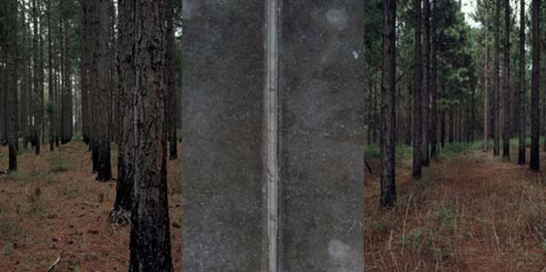Carl Warner, Nothing To See Hear 04 (2006), type C photograph, 75 x 150cm (framed), edition of 5